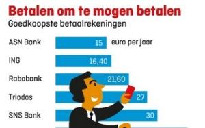 Infographic Elsevier kosten betaalrekening