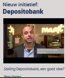 Peiling over Depositobank