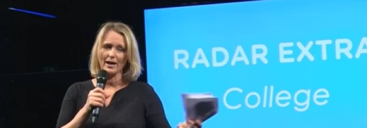 Radar College still video