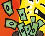 Hein de Kort over geldschepping met goochelaar -uitsnede