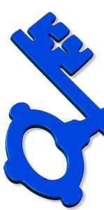 sleutel-uitsnede