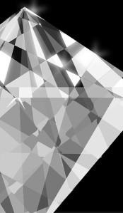 diamant-uitsnede